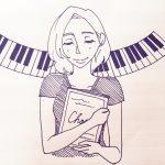 ピアノ独学体験談【30代】「ピアノを趣味に選んでよかった!」
