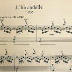 ブルグミュラー『つばめ』の演奏ポイントと練習方法☆【大人から始めるピアノ独学】