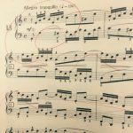 『バッハの練習の仕方★』~大人のピアノ独学~